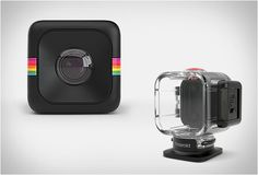 POLAROID CUBE - New camera from Polaroid - $100