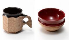 ワイズと木工作家アキヒロジンのコラボレーションによる木製マグカップ&ボウル|Y's | Web Magazine OPENERS - New PRODUCTS