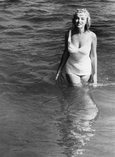 She was a girl who knew how to be happy even when she was sad.  And that's important. Marilyn Monroe