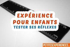 expérience-réflexe