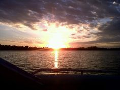 Prior Lake breathtaking sunset...What a life on the  lake!
