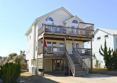 On the Beach | Kitty Hawk Rentals | Outer Banks Rentals