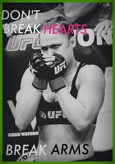 Ronda Rousey! Supergirl.. MMA Training: It's not just for boys you know!