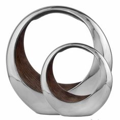 Modern Day Accents Ring Decorative Bowl; Small