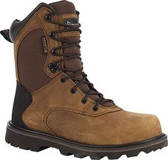 Rocky Boots Rocky Steel Toe Core Durability Boot Style 8 Inch Men Boots FQ0006546