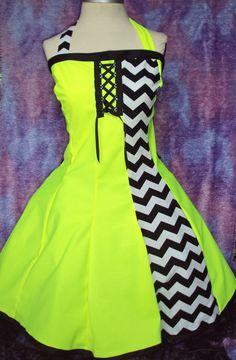 deviantART: More Like Alice in Wonderland Tim Burton inspired dress by ~Alien-Phant