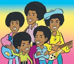 The Jackson 5IVE ! 1971/72 Animation