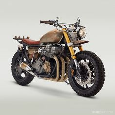 The Walking Dead The Daryl Dixon Motorcycle ❤ liked on Polyvore featuring cars and motorbike