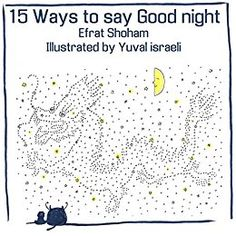 15 Ways To Say Good Night - Volume 1 by [Shoham, Efrat]