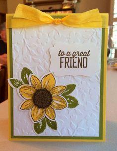 Krystal's Cards: Krystal's Cards Goes On The Road - Petal Potpourri