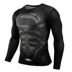 Marvel Compression Tees Mens Fitness 79d7396fbe1c6