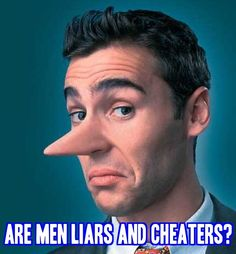 Are Men Liars and Cheaters? #love #dating #relationships  http://commitmentconnection.com/are-men-liars-and-cheaters/