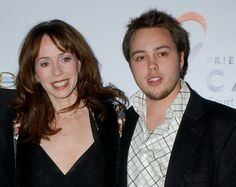 Mackenzie Phillips with ex husband guitarist Shane ...  Mackenzie Phill...