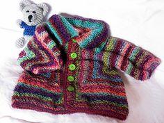 Ravelry: chrissou's Premier Baby surprise jacket