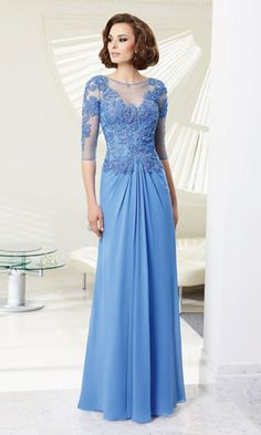 Mother of the Groom Dress! This is such a beautiful color!