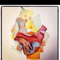 Painting by Carl Osberg