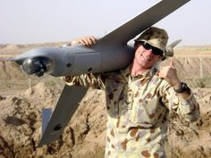 From Dolphins to Destroyers: The ScanEagle UAV