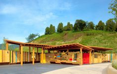 Vanke Pavillion in Tsingdao World Horticultural Exposition 2014 / Slow Architecture