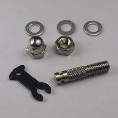 Horizon Elephant Ultimaker original Feeder Knurled Drive Bolt Kit for DIY 3D printer Feeding Parts 304 stainless steel CNC top q
