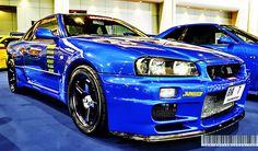 Nissan GTR | 5th Bangkok Imported Car & Used Car Show Nissan Skyline Gtr R32, R34 Gtr, Las Vegas, Tuner Cars, Import Cars, Sexy Cars, Car Show, Cars Motorcycles, Cool Cars
