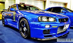 Nissan GTR | 5th Bangkok Imported Car & Used Car Show