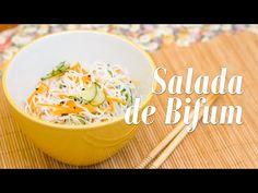 Salada de Bifum - Presunto Vegetariano