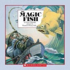 Magic Fish (An Easy-To-Read Folktale)
