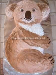 koalas cakes - Yahoo Image Search Results