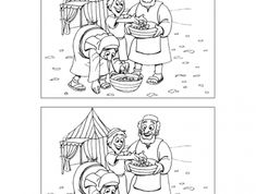 Manna i przepiórki - zeszyt - Biblia Dla Dzieci Peanuts Comics, Art, Bible, Art Background, Kunst, Performing Arts, Art Education Resources, Artworks