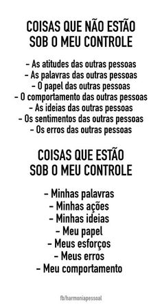 Harmonia Pessoal (@PessoalHarmonia) | Twitter The Words, Motivational Phrases, Inspirational Quotes, Words Quotes, Self Help, Positive Vibes, Sentences, Life Lessons, Psychology