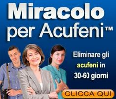acufeni omeopatia - rimedi naturali per la cura degli acufeniAcufeni Fischio Orecchio