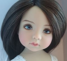 """Tiffany by Geri Uribe series Little Darling #1 studio of Dianna Effner #Dolls. 5 day auction with a reserve, BIN of $1,300.00. Ended 2/13/15 w/ final bid at $1,100.00 and reserve not met. 2/28/15 end of 2nd listing. Top bid $1,190.00 and still not met reserve. With a BIN of $1,300.00? Why even bother with an """"auction"""" with this set up?"""