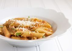 penne and vodka sauce recipe from Jwoww/RachelRay  (ive made this, its good!)