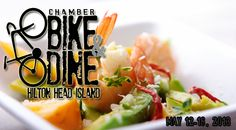 Get ready for Chamber Bike & Dine Week, being held May 12-18, 2013. The Town of Hilton Head Island's Community Bicycle Ride on Saturday, May 4th will kick-off National Bicycling Month, and will continue on with Chamber Bike & Dine Week during the third week in May.