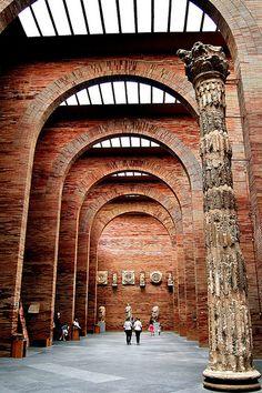 21 Museo Nacional de Arte Romano - Moneo