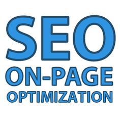 SEO optimization can help drive your traffic and get a higher page rank.
