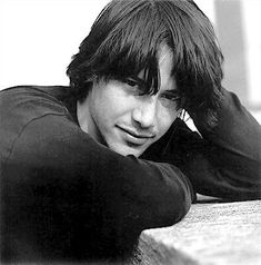 Young Keanu Reeves