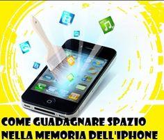 UNIVERSO NOKIA: Come guadagnare spazio memoria su iPhone: TUTORIAL...