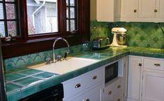 küchenarbeitsplatte fliesen - Google-Suche