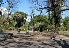 Parque Lezama - Buenos Aires, Argentina