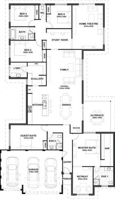 Trendy craft room layout floor plans bathroom 48 ideas #craft