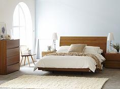 Calibre bed - honey