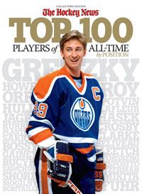 "The Great One...#99 Captain of the Edmonton Oilers (and those ""other"" US teams)...Mr. Wayne Gretzky!"