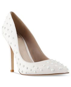 Pearly Pumps. Truth or Dare shoes BUY NOW!