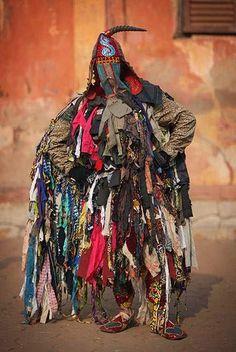 Shamans: Benin voodoo festival
