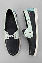 Sebago Leather Spinnaker Boat Shoe  #UrbanOutfitters