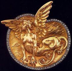 Lalique, Art Nouveau