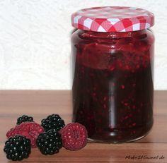 Brombeere-Himbeere-Marmelade Rezept