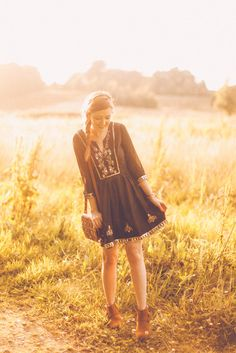 Outfit: Fall Fringe