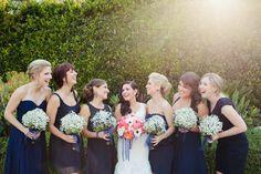 Photography: Palos Studio - palosstudio.com  Read More: http://www.stylemepretty.com/california-weddings/2014/04/26/nautical-claremont-ca-wedding/